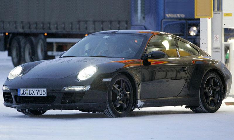 Porsche 911 2008-2009