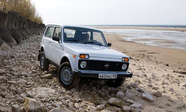 Производство Lada 4х4 остановят на месяц