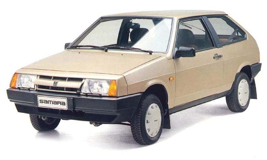 ВАЗ-2108 выпускается уже 25 лет