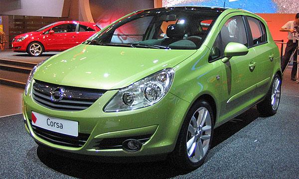В Лондоне дебютировала обновленная Opel Corsa