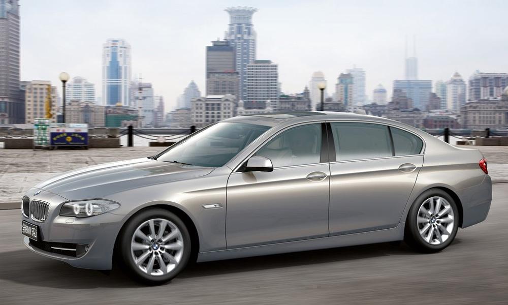 BMW построил лимузин для китайского рынка