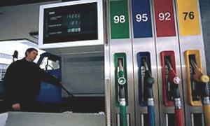 Цены на бензин и дизтопливо в России замедлили рост