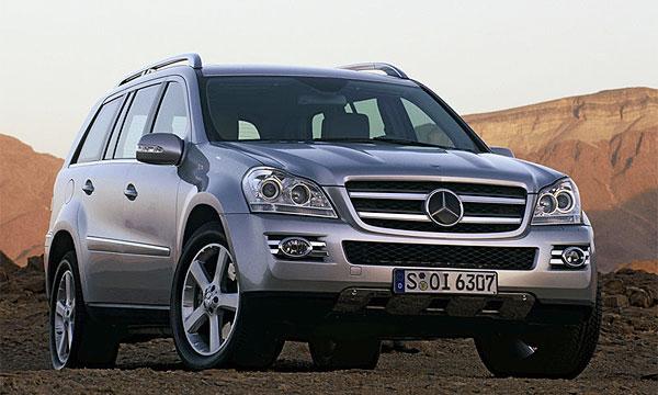 Mersedes-Benz GL