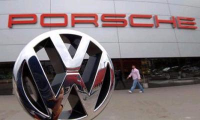 Volkswagen завершил слияние с Porsche