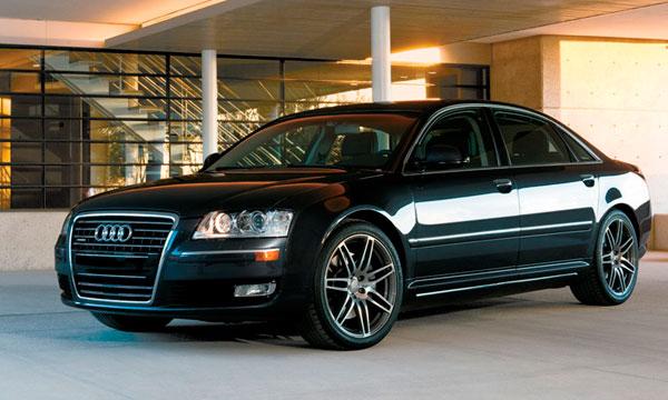 В России отзовут Volkswagen Phaeton и Audi A8