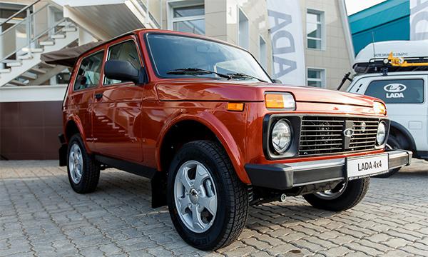 АвтоВАЗ начал продажи Lada 4x4 Elbrus Edition