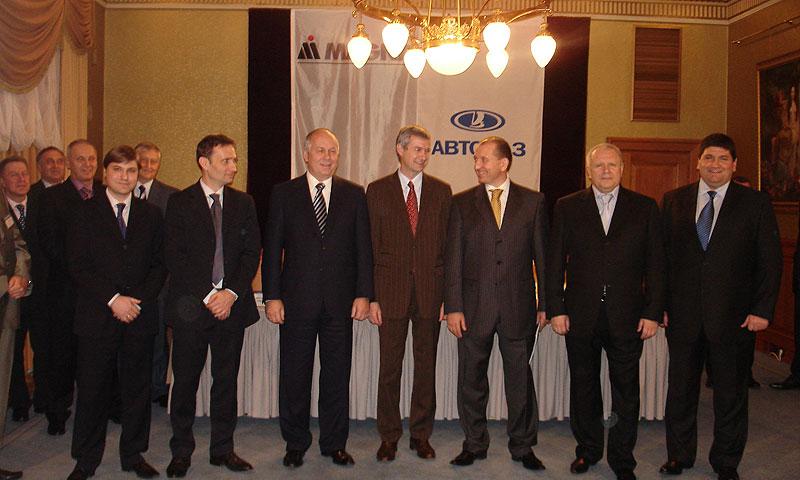 АвтоВАЗ и Magna подписали соглашение о сотрудничестве