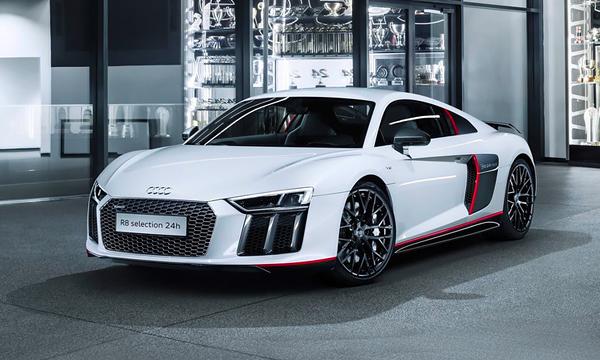 Audi подготовила спецверсию R8 Coupe в честь победы на Нюрбургринге