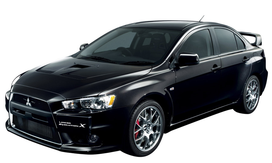 Mitsubishi Lancer Evolution GSR Premium Edition