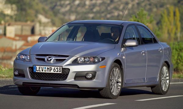 Mazda6 MPS - новый флагман компании