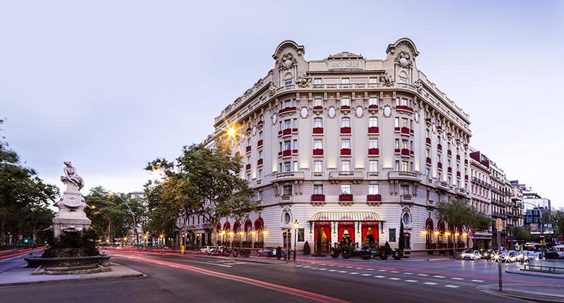 Отель El Palace Barcelona
