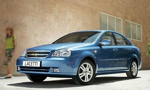 В Калининграде начинается сборка Chevrolet Lacetti
