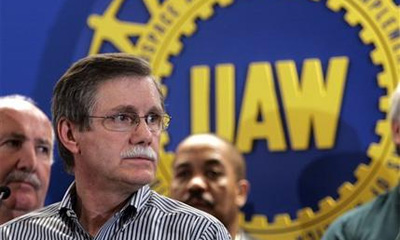 Ford смог прийти к соглашению с американским профсоюзом UAW