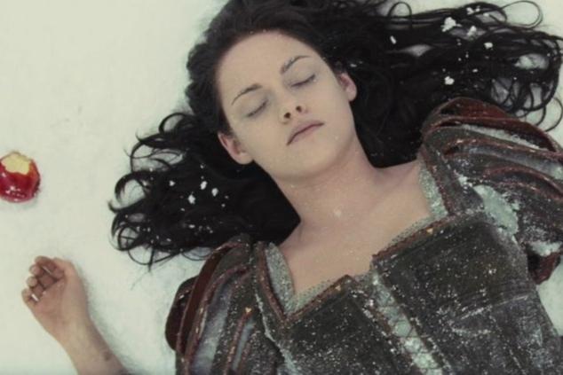 Кадр из фильма«Белоснежка и охотник»