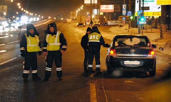 У пьяных водителей хотят отнимать автомобили