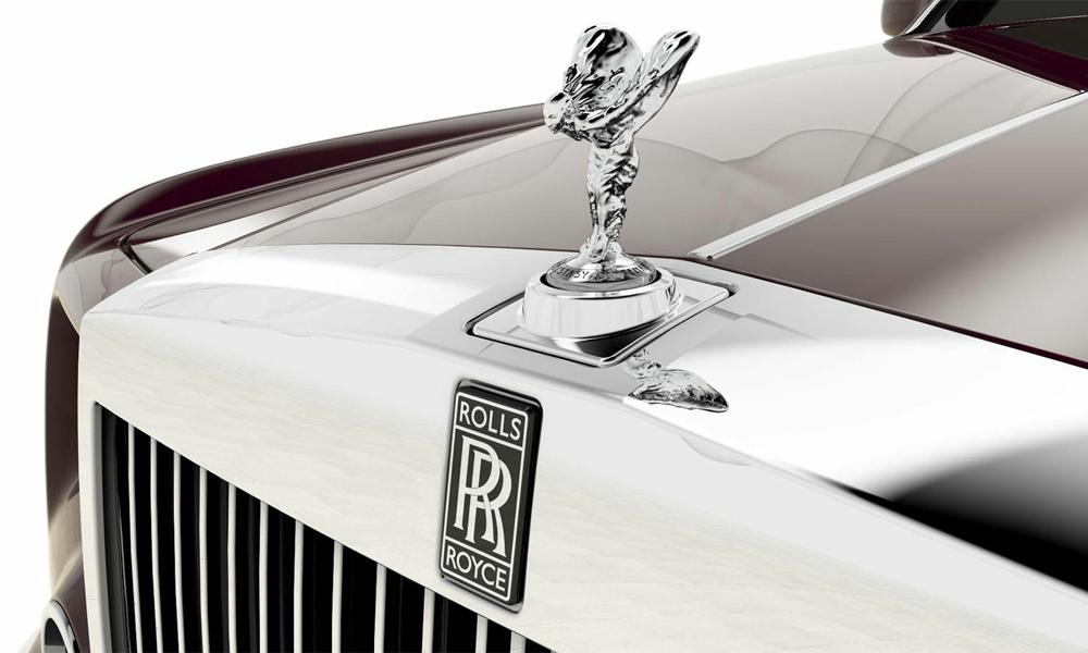 Rolls-Royce сменил главного дизайнера