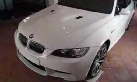 BMW встроил в M3 автомобильный симулятор