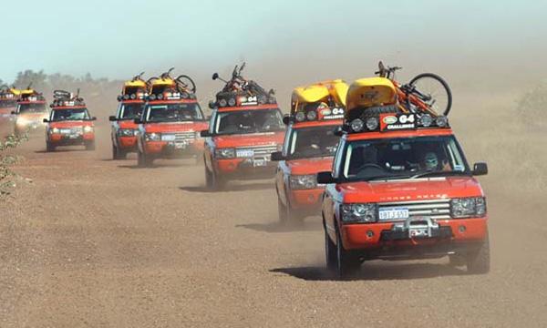 Land Rover отменяет соревнование Land Rover G4 Challenge