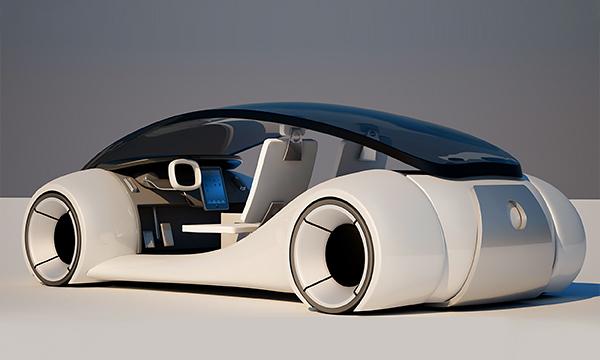 Apple готовится к испытаниям беспилотного автомобиля