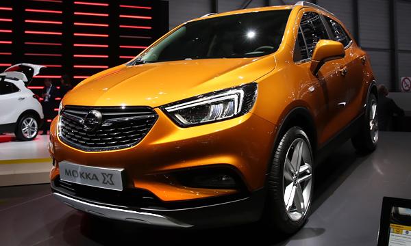 Потерянный рестайлинг: как изменилась Opel Mokka
