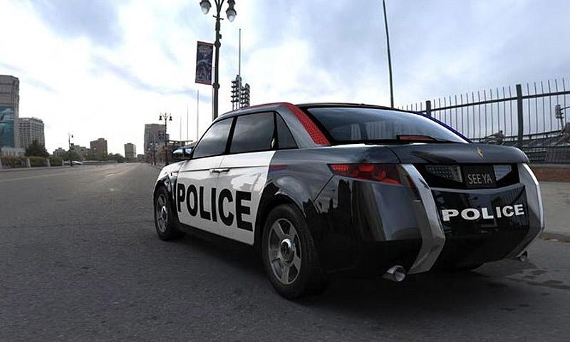 Новые авто ДПС уничтожат нарушителей