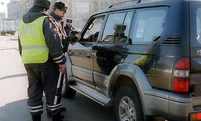 Госавтоинспекция порекомендовала водителям записывать разговоры с гаишниками