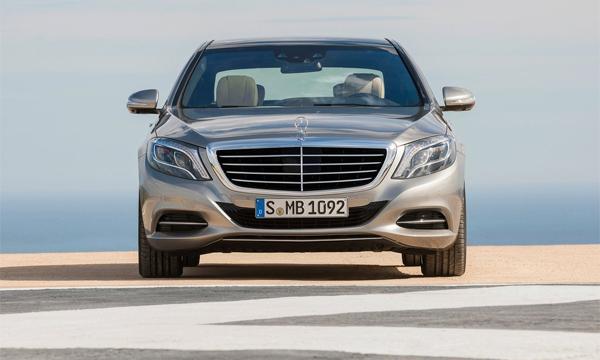 Mercedes назвал цену новому S-Class Pullman