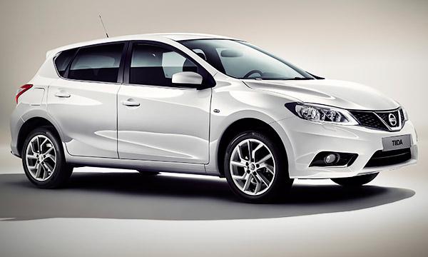 Новый Nissan Tiida появится в продаже в конце марта