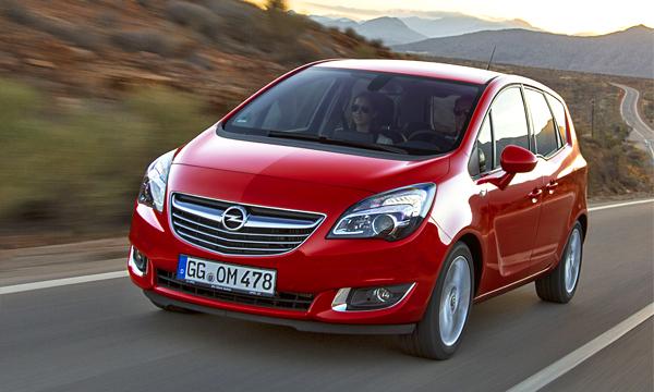 Ставки сделаны. Тест-драйв Opel Meriva