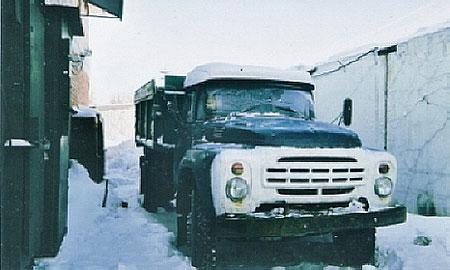 На Камчатке злоумышленник целиком сдал в металлолом угнанный грузовик
