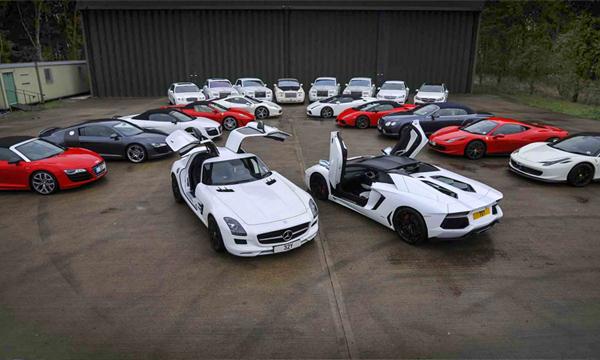 Названы самые популярные люксовые автомобили для первой покупки