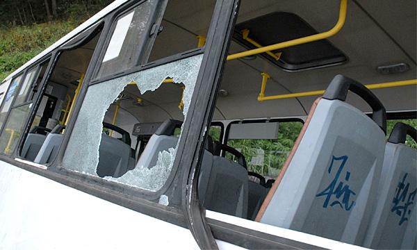 В Москве разбился автобус с рабочими