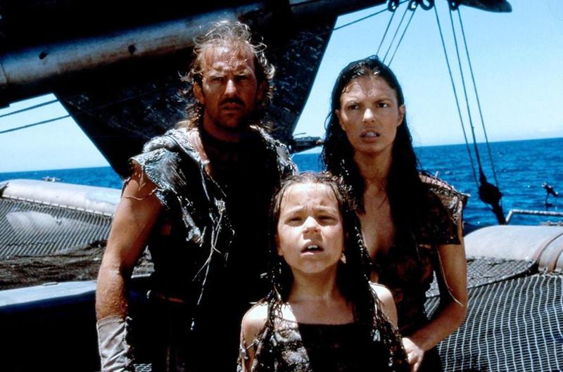 Кадр из фильма«Водный мир»