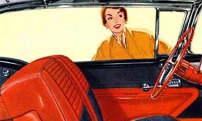 Лучший подарок на 8 Марта – машина с бантиком
