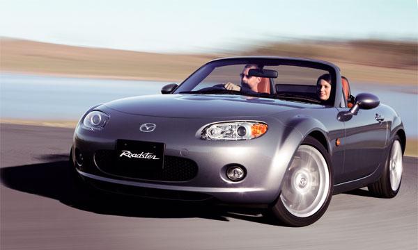 Mazda Roadster/MX-5