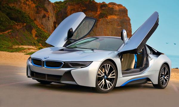 Поверить в невозможное. Тест-драйв BMW i8