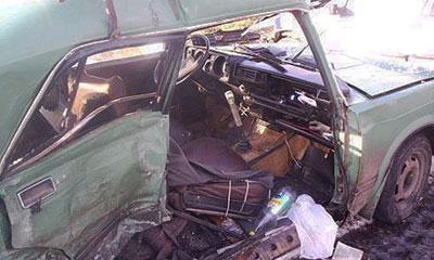 """В Самарской области в результате столкновения автомобилей """"ВАЗ-2106"""" и ЗИЛ погибли четыре человека"""