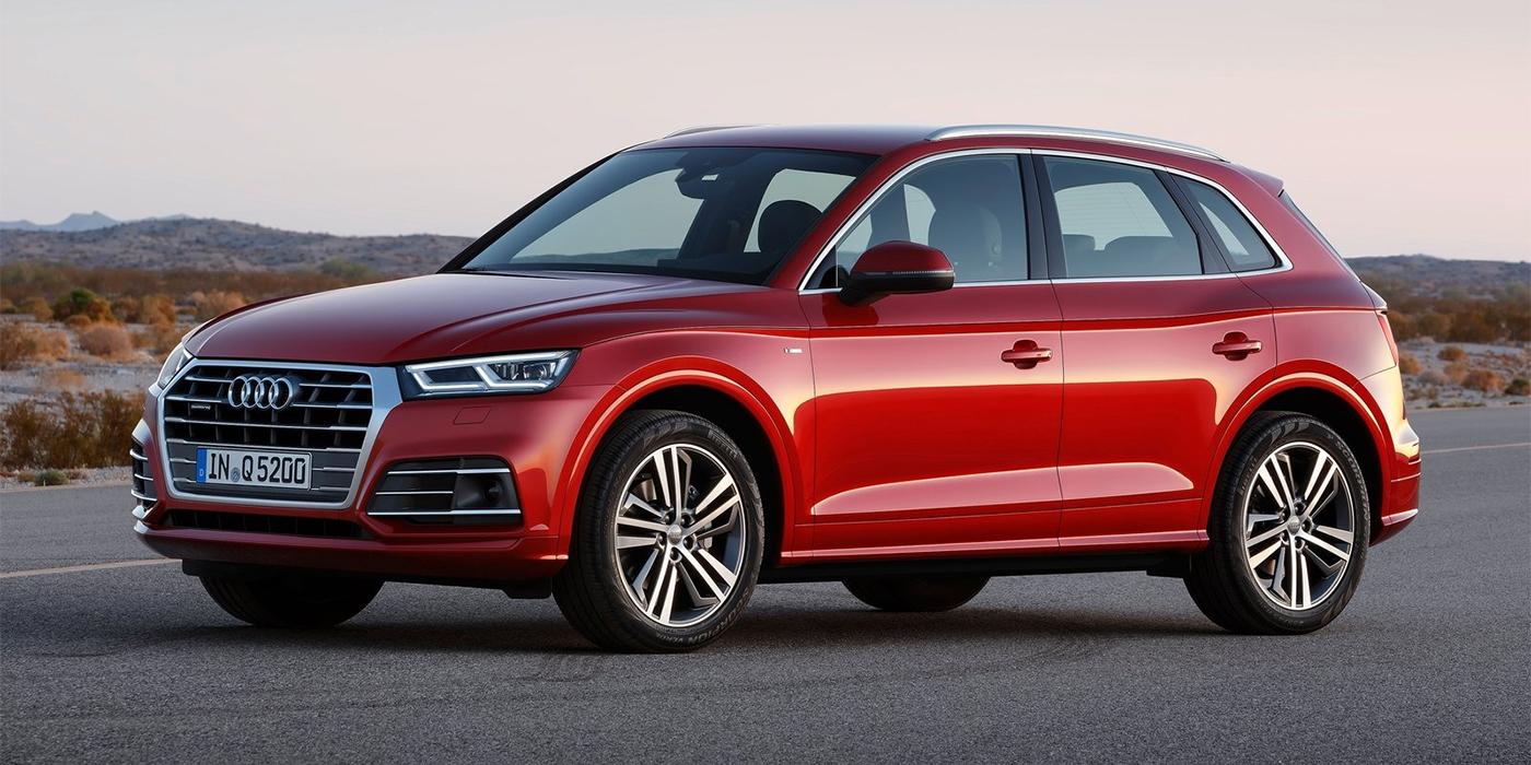 Audi Q5: что нужно знать о версии для России