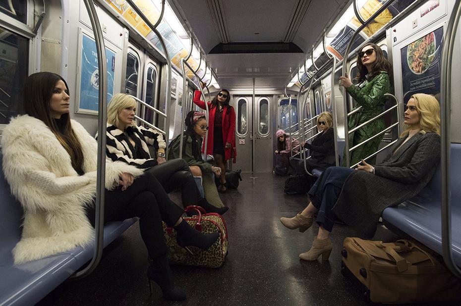 Кадр из фильма «Восемь подруг Оушена»