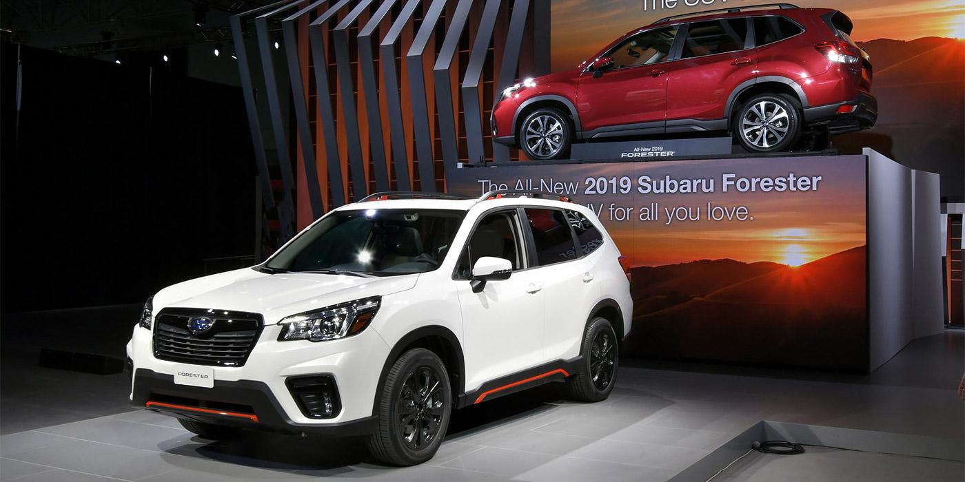 Subaru forester 2019 года - КалендарьГода картинки