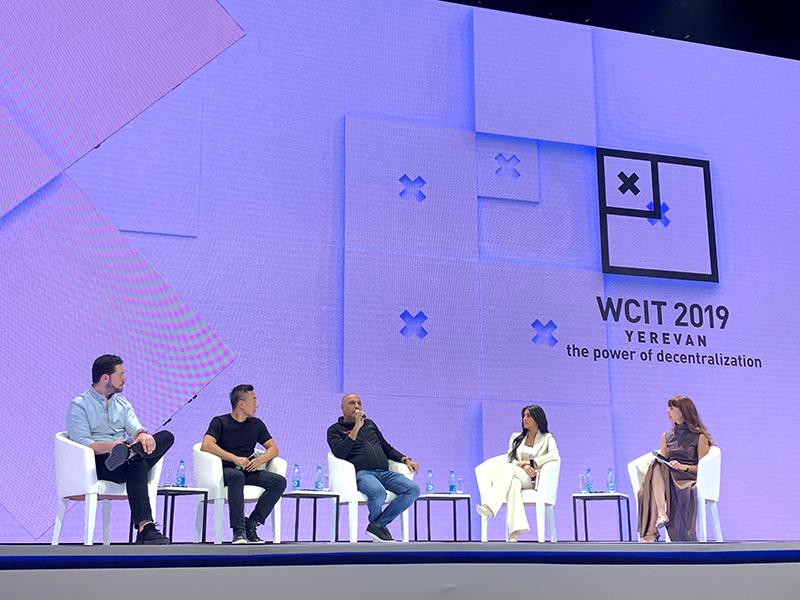 Ованнес Авоянна конференции WCIT 2019
