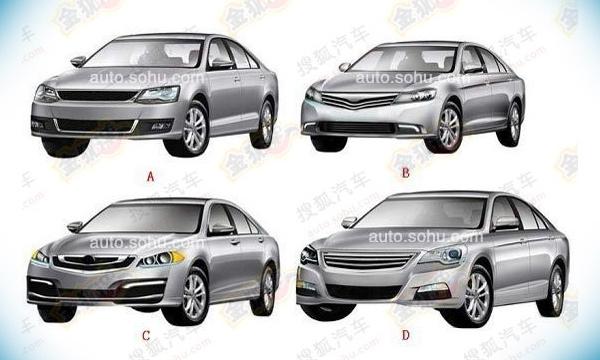 LIFAN хочет составить конкуренцию BMW и Mercedes