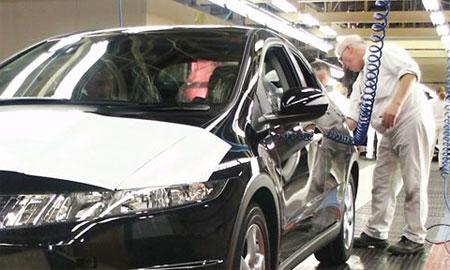 Honda построит пять новых заводов в Азии и Южной Америке