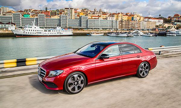64 оттенка будущего. Тест-драйв Mercedes E-Class