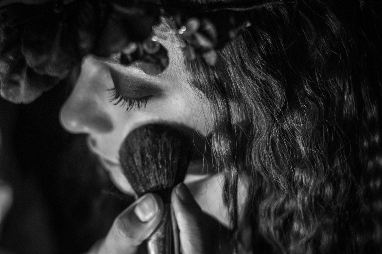 Евгения Афонская готовится к спектаклю Кирилла Серебренникова «Кому на Руси жить хорошо»