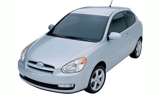 Hyundai Accent GS