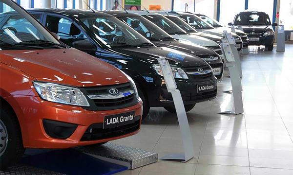 В России выросли продажи автомобилей для корпоративных парков