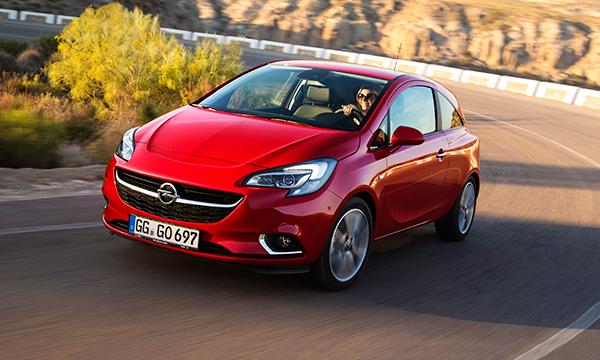 Одна за всех. Тест-драйв Opel Corsa