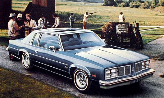 1977 Oldsmobile 88