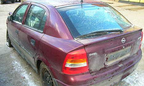 Злоумышленник убил хозяина автомобиля Opel и угнал машину